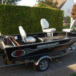 Boot von Johan Caneel