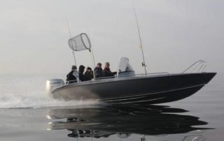 Das neue Boot ist da!