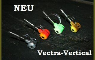 NEU eingetroffen - Vectra Vertical Fireball Jigs