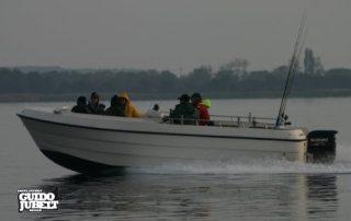 Neues Boot und gute Fänge!