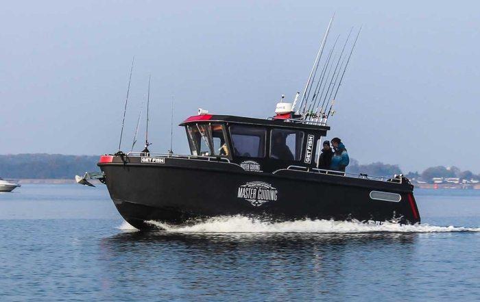 Mit neuem Custom-Guidingboot zum Traumfisch!
