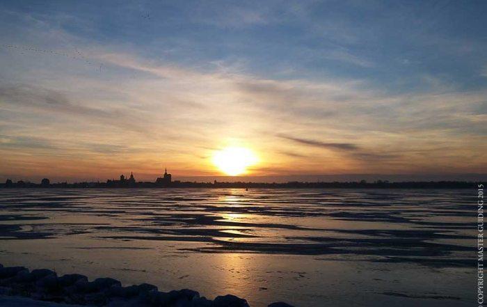 Angelrevier Rügen - Eiskalt erwischt!
